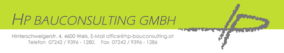 HP BAUCONSULTING GmbH